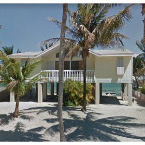 residence before hurricane Irma