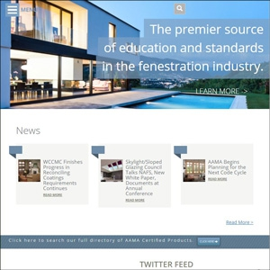 AAMA Launches Newly Redesigned Website, Will Host Webinar on New Features and Tools