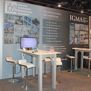 AAMA Members Show off Innovation, Plus Environmental and Educational Relevance at GlassBuild