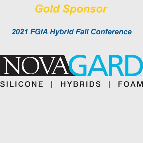 Novagard logo gold sponsor ad