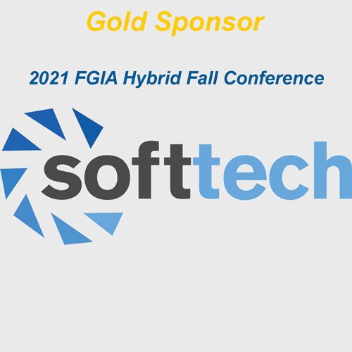 softtech logo with gold sponsor text