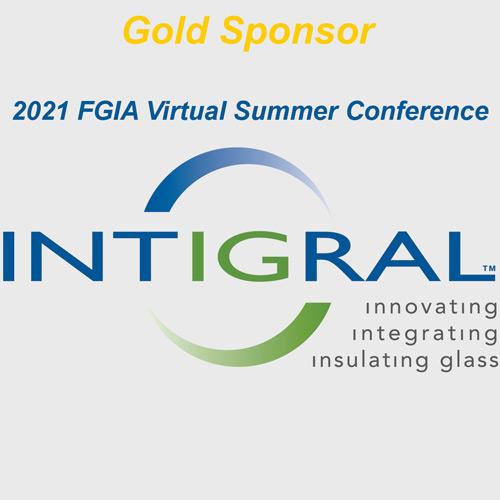Intigral logo gold sponsor ad
