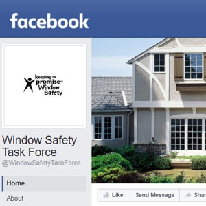 Use Social Media to Promote Tips, Best Practices During Window Safety Week