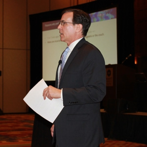 Economics Speaker John Manzella Breaks Down Labor, Skills, Workforce at AAMA Annual Conference