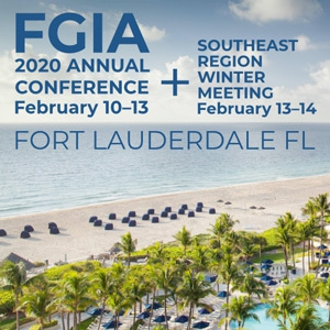 Attend the Inaugural FGIA Annual Conference