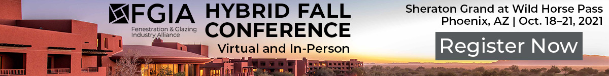 2021 Hybrid Fall Conference ad