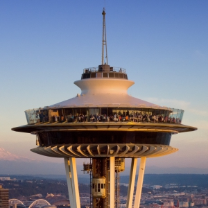 Case Study: Seattle Space Needle's Renovated Observation Decks Achieve High Thermal Performance with Technoform Spacers