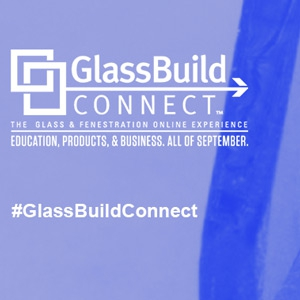 This September, Engage with GlassBuild Connect All Month Long
